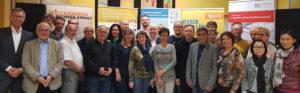 Neujahrsempfang der Auslands-gesellschaft Sachsen-Anhalt @ einewelt haus Magdeburg