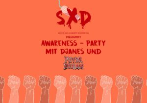 Awareness-Party @ Stübchen & Kulturwerkstatt Festung Mark