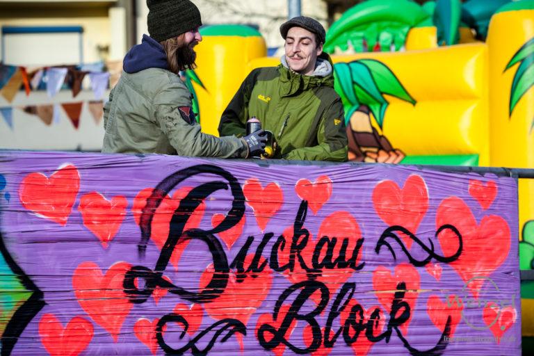 Stadtteilaktion Buckau Block